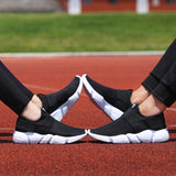Breathable Non-slip Fitness Mesh Running Shoes - GoPositivo