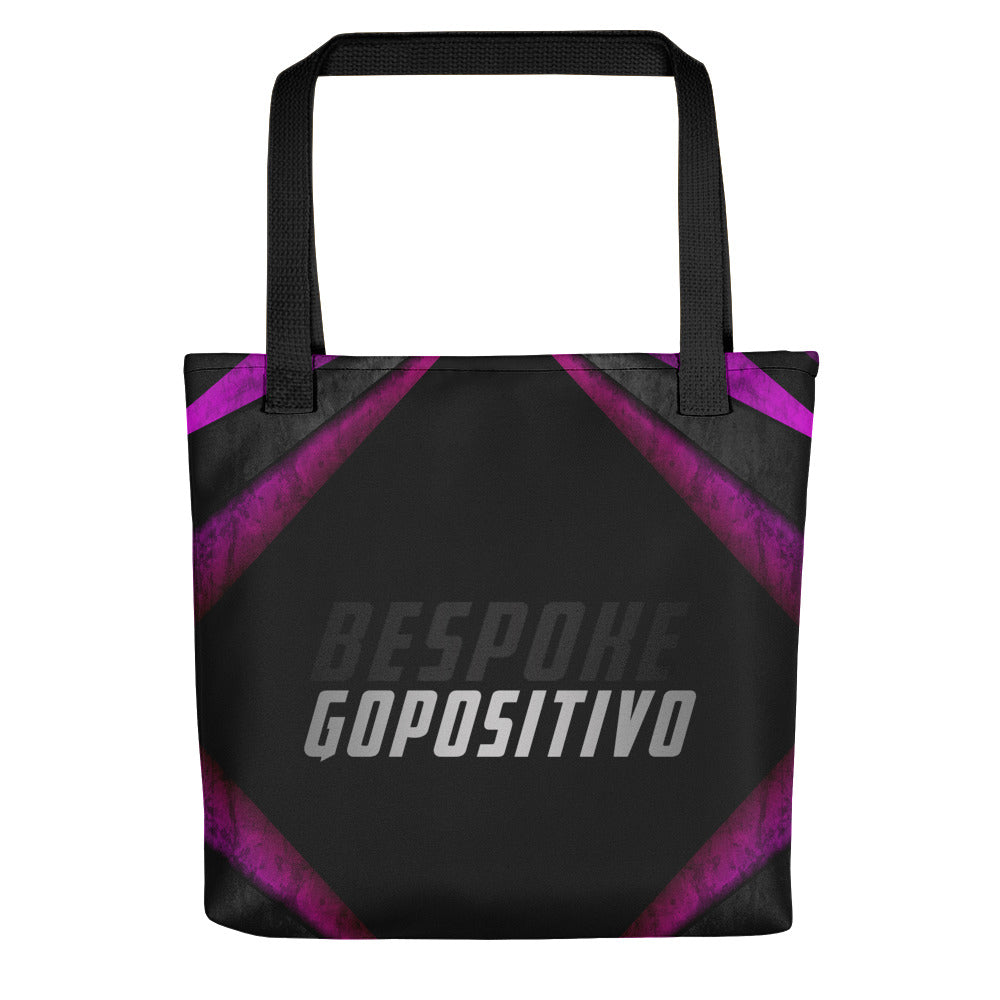 GP Bespoke Abstract Tote bag - GoPositivo