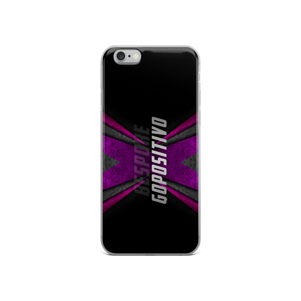 GP Bespoke Abstract iPhone Case - GoPositivo