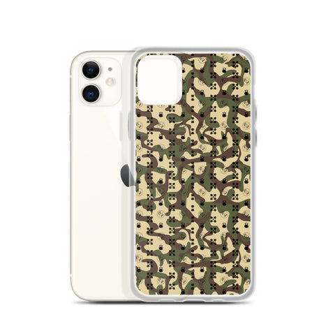 GP Bespoke Camo iPhone Case - GoPositivo