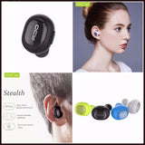 Invisio Pod - Noise cancelling Bluetooth earphones