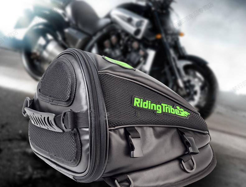 Riding Tribe® Motorcycle Luggage Bag - GoPositivo
