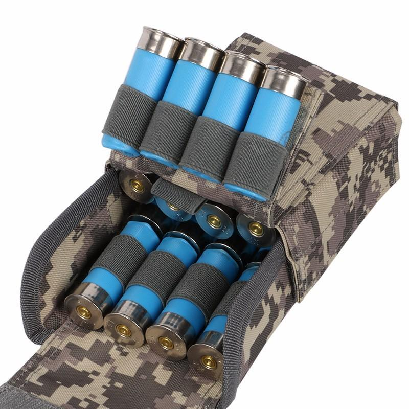 Waterproof Anti-corrosion 12G Bullets Pack - GoPositivo