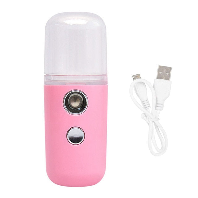Portable Nano Face Mist Sprayer - GoPositivo
