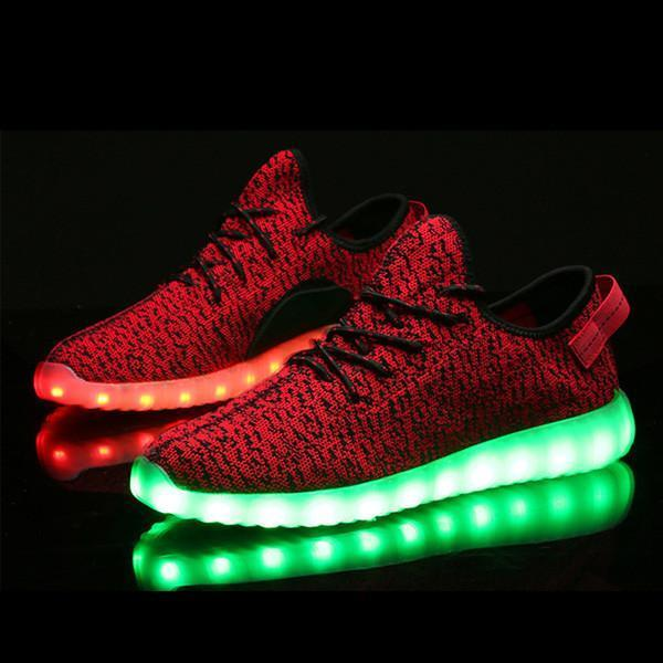 Step Up ™ (Glow) - Perfect Party Shoes - GoPositivo