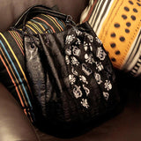 Skull Shoulder Bag with Scarf 2018 Edition - GoPositivo
