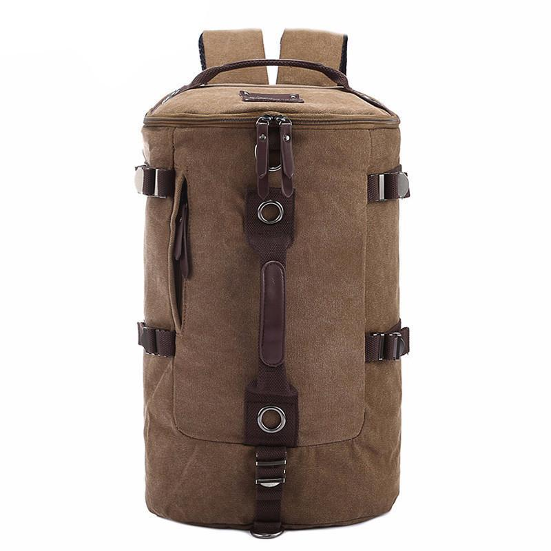Clique™ - Premium Italian Dual Mode Travel Backpack - GoPositivo