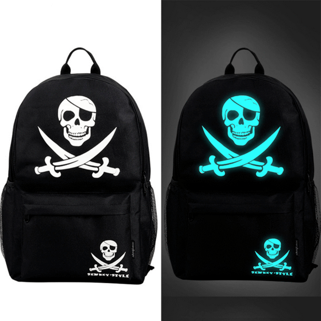 Lumino Bag™- The amazing bagback which glows in the dark - GoPositivo