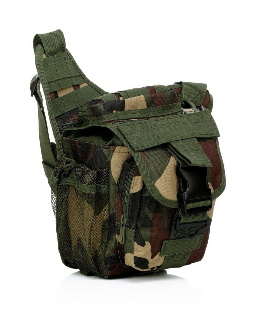 Tactical Shoulder Saddle Bag - GoPositivo
