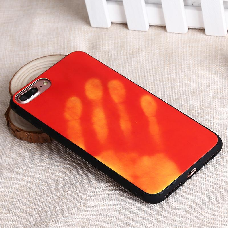 Thermal Sensing Case for iPhone & Samsung - GoPositivo
