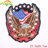 Punk Rock Biker Jacket Patch - GoPositivo