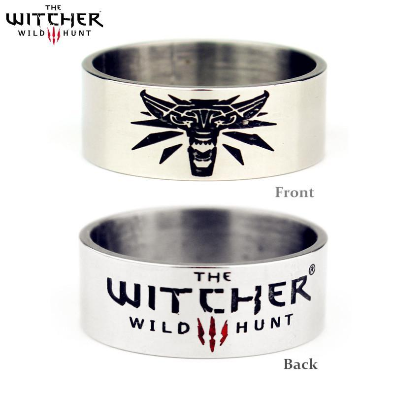 Witcher 3 Ring - GoPositivo
