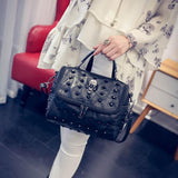 Women's Riveted Skull Handbag 2018 Edition - GoPositivo