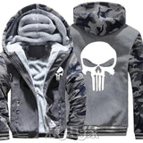 The Punisher Skull Hoodie - GoPositivo