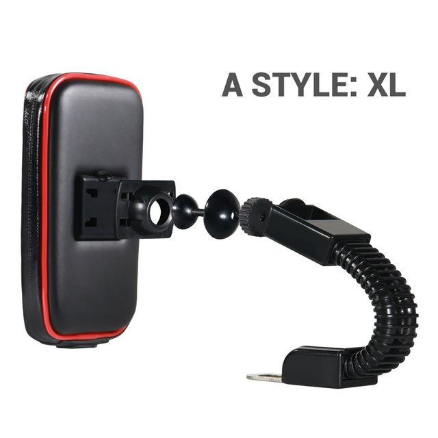 Motorcycle Phone Holder - GoPositivo