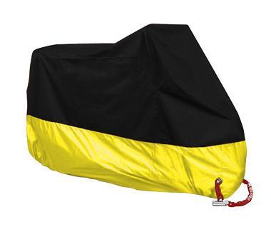 High Quality Universal Outdoor UV Rain Dustproof Protector Motorcycle cover - 14 Colors - GoPositivo