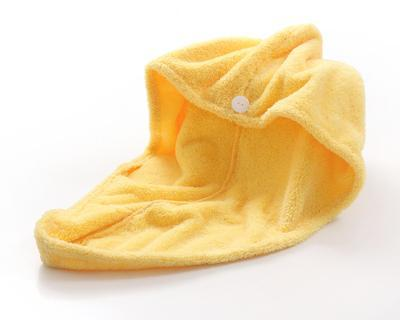 Magic Hair Drying Towel Cap - GoPositivo