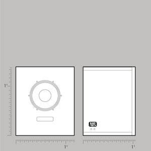 Bookshelf Speaker Kit v1.1