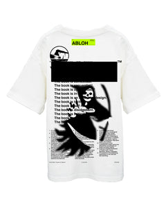 Canary Yellow x Artwork + Reaper I 3J [White] T-Shirt