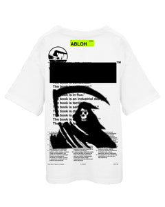 Canary Yellow x Artwork + Reaper II 3L [White] T-Shirt
