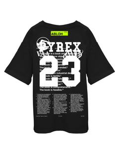 Canary Yellow x PYREX 3A [Black] T-Shirt
