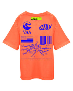 Canary Yellow x FOS Hyperbole VAA + AMO 3H [Orange] T-Shirt