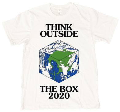 Canary Yellow x Think Outside the Box 3N [White] T-Shirt