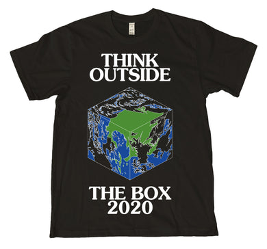 Canary Yellow x Think Outside the Box 3N [Black] T-Shirt