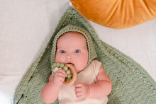 Load image into Gallery viewer, Eco Friendly Teether -  Sage
