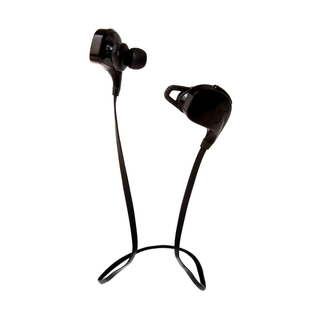 Bluetooth headphones black gold - bluetooth earbuds waterproof rose gold