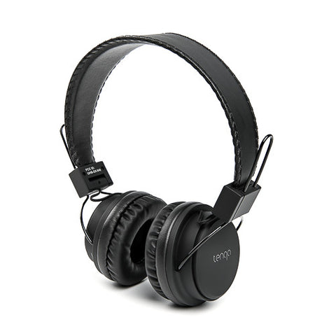Tenqa On-Ear Wireless Bluetooth Headphones-Black4