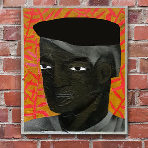 Bricklayer - AXS ART buy affordable art by emerging artists online