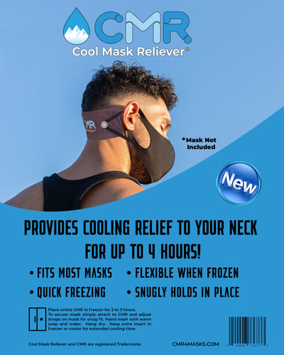 Cool Mask Reliver - Double Pack
