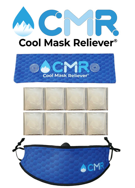 Cool Mask Reliever - Single Pack (Includes Mask!)