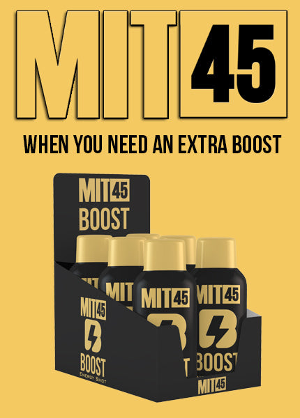 MIT45 Energy Shot - BOOST - 6 Pack