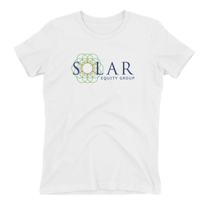 Solar Equity Group - Women's Boyfriend Tee Shirt