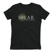 Load image into Gallery viewer, Solar Equity Group - Women's Boyfriend Tee Shirt