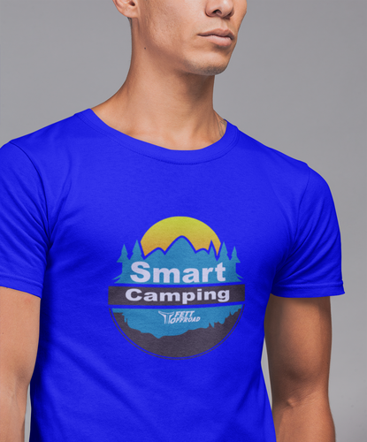 The Smart Camping Men's Tee Shirt - thesmartcamping.com