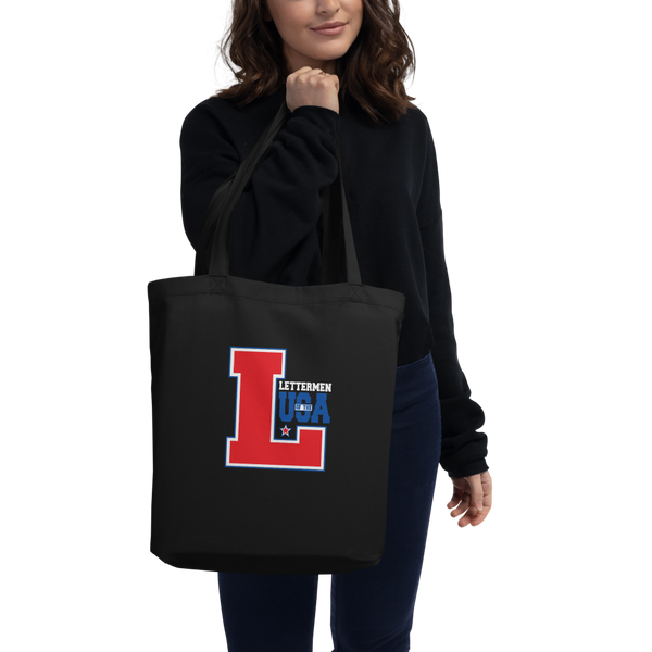 Letterman of the USA - Tote Bag