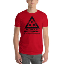 Load image into Gallery viewer, FFR - Fit Four Recovery - Men's Tee Shirt
