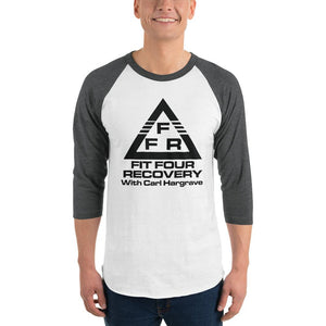 Fit Four Recovery - 3/4 Sleeve Shirt