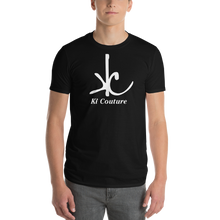 Load image into Gallery viewer, Ki Couture Short - Sleeve Men's Tee Shirt