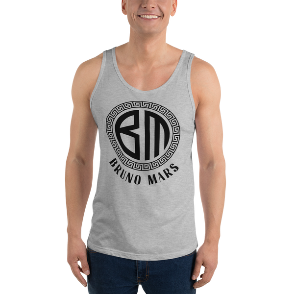 Bruno Mars Gear Men's Tank Top