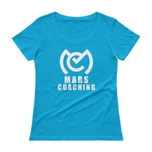 MARS Coaching Ladies' Scoopneck T-Shirt