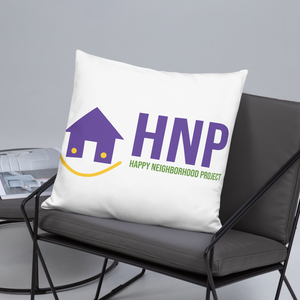 Happy Neighborhood Project - Pillow