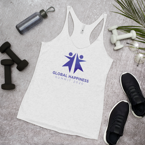 HNP - Global Happiness Summit - Women's Racerback Tank