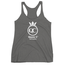 Load image into Gallery viewer, Queen Co Apparel - QCrown - Women's Racerback Tank