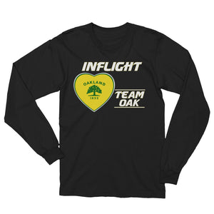 SWA - InFlight – Team OAK Long Sleeve Men's Tee Shirt