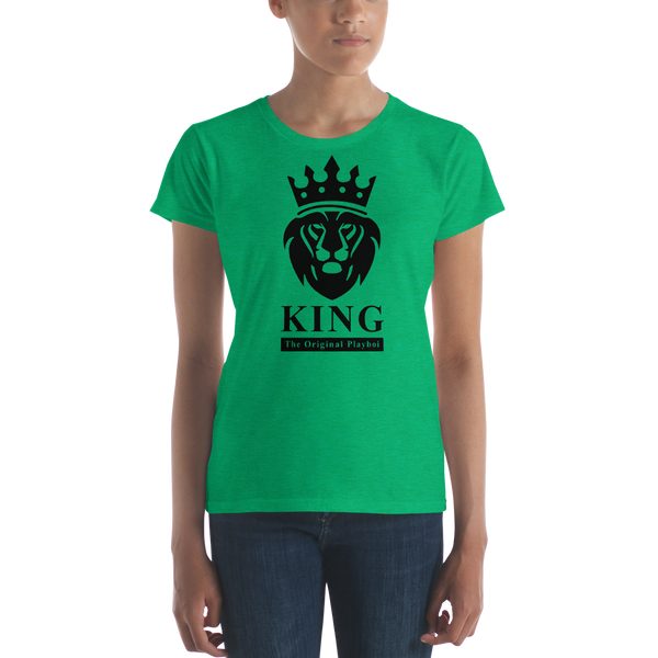 King - The Original Playboi - Women's Tee Shirt