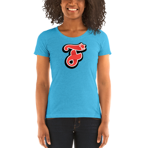 F for Friends - Ladies' short sleeve t-shirt